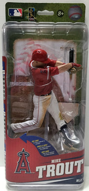(TAS033789) - 2015 McFarlane Toys MLB Baseball Figure - Angels - Mike Trout, , Action Figure, MLB, The Angry Spider Vintage Toys & Collectibles Store  - 1
