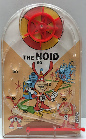 (TAS003006) - 1989 Domino's Pizza The Noid Pinball Game