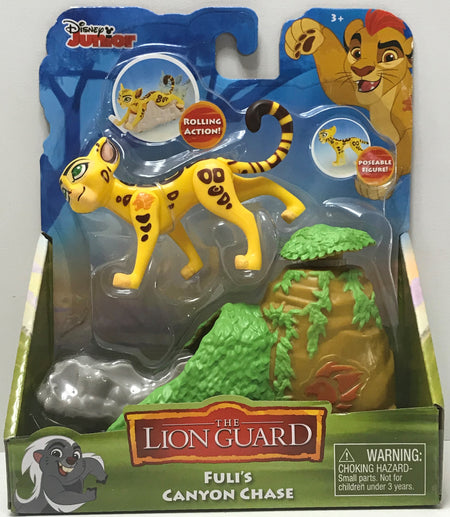 TAS040995 - 2016 Just Play Disney Junior The Lion Guard Fuli's Canyon Chase