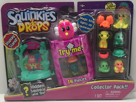 TAS040996 - 2017 Blip Toys Squinkies 'Do Drops 14 Piece Collector Pack!!