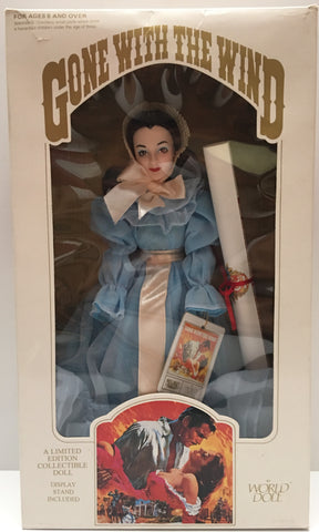 (TAS000003) - 1989 World Doll - Gone With The Wind - Melanie