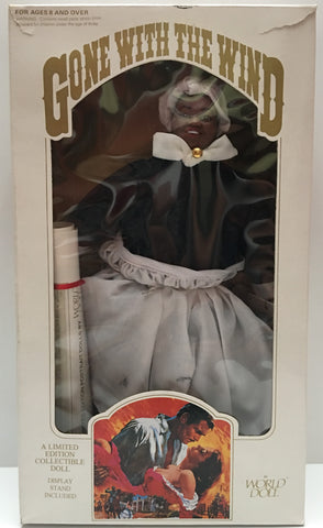 (TAS020002) - 1989 World Doll Gone With The Wind Figure - Mammy