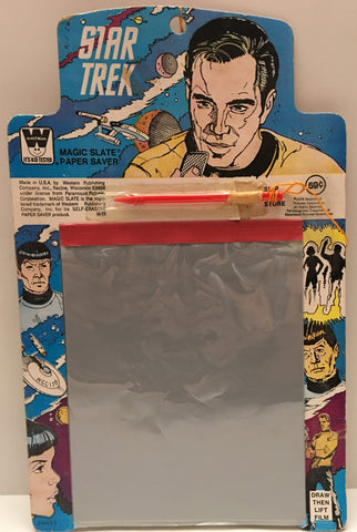 TAS037563 - 1978 Paramount Pictures Star Trek Magic Slate Paper Saver
