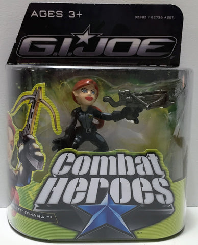 "(TAS033898) - 2008 Hasbro G.I. Joe The Rise of Cobra - Shana ""Scarlett"" O'Hara, , Action Figure, G.I. Joe, The Angry Spider Vintage Toys & Collectibles Store  - 1"