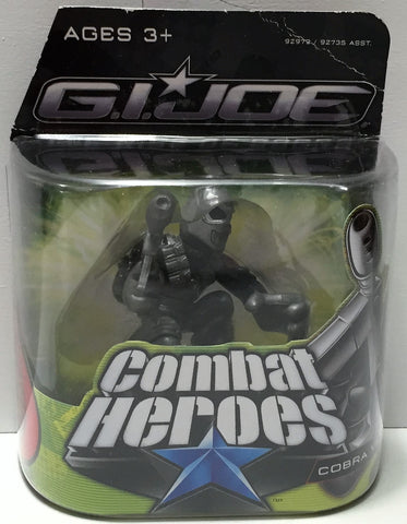 (TAS033895) - 2008 Hasbro G.I. Joe The Rise of Cobra Mini Figure - Cobra Viper, , Action Figure, G.I. Joe, The Angry Spider Vintage Toys & Collectibles Store  - 1