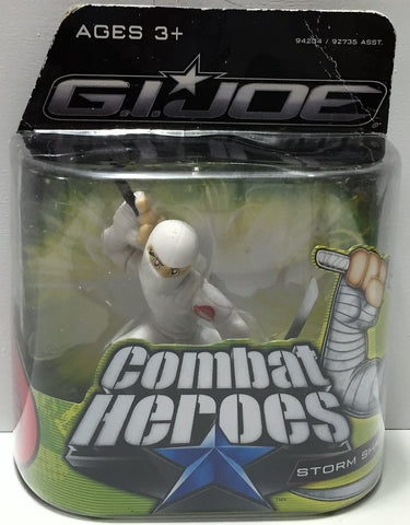 (TAS033894) - 2008 Hasbro G.I. Joe The Rise of Cobra Mini Figure - Storm Shadow, , Action Figure, G.I. Joe, The Angry Spider Vintage Toys & Collectibles Store  - 1
