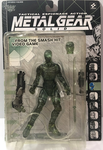 (TAS000075) - 1999 McFarlane Tactical Espionage Action Metal Gear Solid