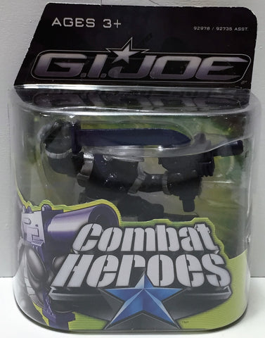 (TAS033901) - 2008 Hasbro G.I. Joe The Rise of Cobra Mini Figure - Snake Eyes, , Action Figure, G.I. Joe, The Angry Spider Vintage Toys & Collectibles Store  - 1