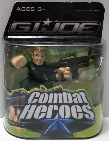 "(TAS033899) - 2008 Hasbro G.I. Joe The Rise of Cobra Mini - Conrad ""Duke"" Hauser, , Action Figure, G.I. Joe, The Angry Spider Vintage Toys & Collectibles Store  - 1"