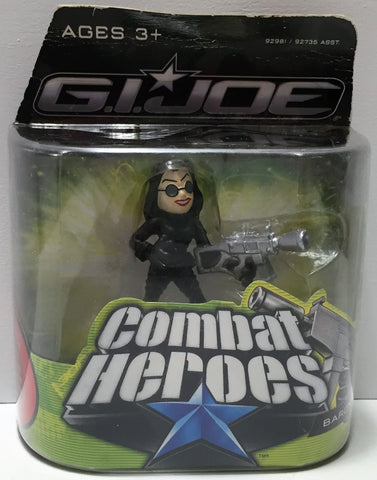 (TAS033903) - 2008 Hasbro G.I. Joe The Rise of Cobra Mini Figure - Baroness, , Action Figure, G.I. Joe, The Angry Spider Vintage Toys & Collectibles Store  - 1