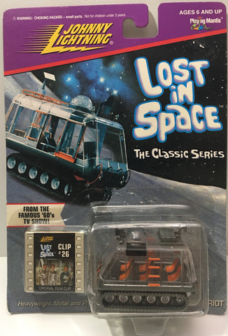 (TAS035394) - 1998 Playing Mantis Johnny Lightning Lost In Space The Chariot Clip #26