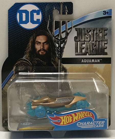 TAS040883 - 2016 Mattel DC Comics Justice League Hot Wheels - Aquaman
