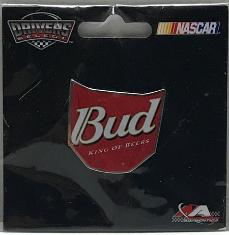 TAS040774 - Motorsports Authentics Nascar Drivers Select Pin Hood Bud King Of Beers