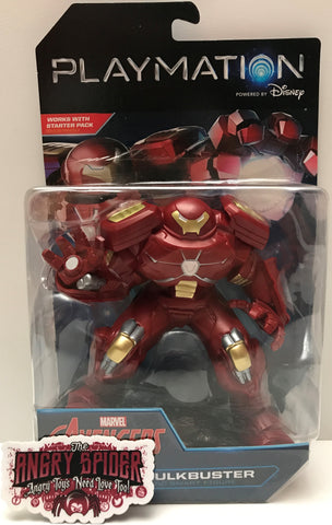 (TAS000106) - 2015 Hasbro Playmation Marvel Avengers HulkBuster Action Figure