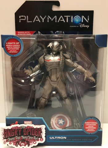 (TAS000111) - 2015 Hasbro Playmation Marvel Avengers Ultron Action Figure