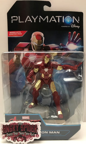 (TAS000112) - 2015 Hasbro Playmation Marvel Avengers Iron Man Action Figure