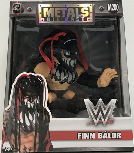 TAS041139 - 2016 Jada Toys Metals Die-Cast WWE Action Figure - Finn Balor M200