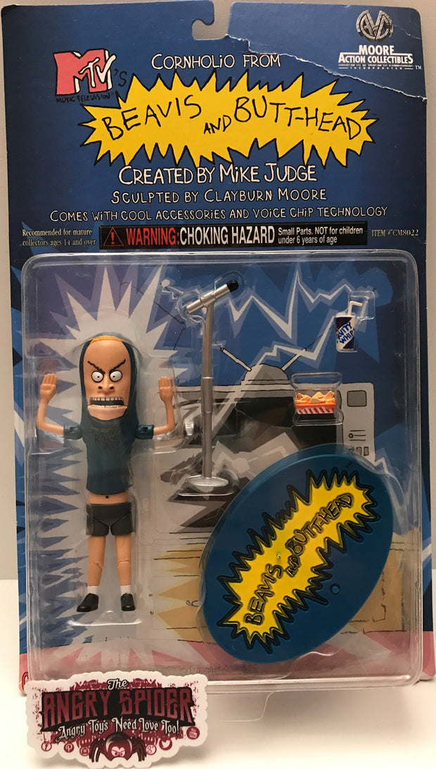 (TAS000102) - 1998 Moore Action Collectibles MTV's Beavis And Butt-Head - Cornholio