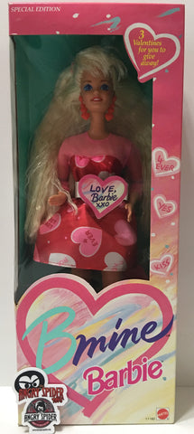 (TAS035411) - 1993 Mattel Special Edition B Mine Barbie