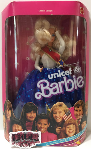 (TAS035413) - 1989 Mattel UNICEF Special Edition Barbie