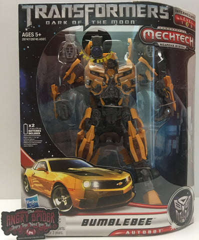 (TAS036053) - 2010 Hasbro Transformers MechTech Bumble Bee