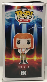 TAS041221 - 2015 Funko Pop! Movies The Fifth Element Vinyl Figure - LeeLoo #190