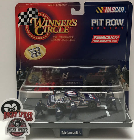 (TAS021428) - 1998 Hasbro Winner's Circle Pit Row Series - Dale Earnhardt Jr.