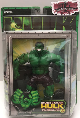 (TAS035416) - 2003 Toy Biz Smash & Crush Hulk Action Figure