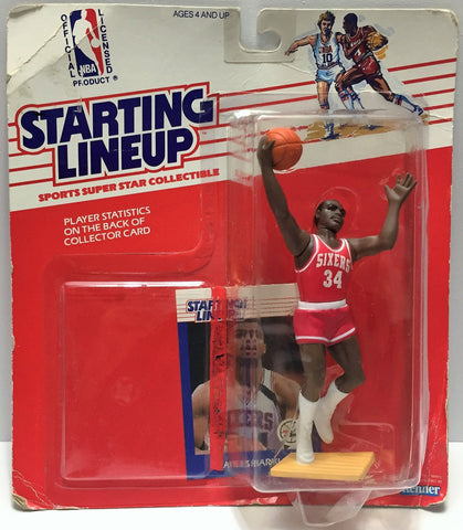 (TAS034101) - Kenner Starting Lineup Sports Superstar - Charles Barkley, , Action Figure, Starting Lineup, The Angry Spider Vintage Toys & Collectibles Store  - 1
