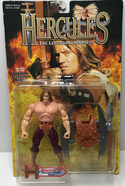 TAS039875 - 1995 Toy Biz Hercules The Legendary Journeys - Hercules III