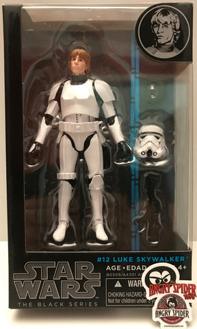 TAS037447 - 2014 Hasbro Star Wars The Black Series - #12 Luke Skywalker