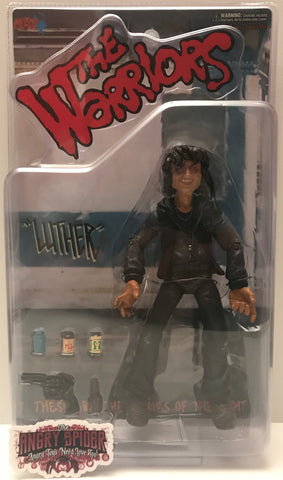 TAS037526 - 2006 Mezco Toys The Warriors Action Figure - Luther