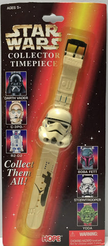 (TAS037164) - 1996 Star Wars Collector Time Piece - StormTrooper