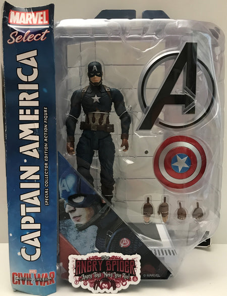 TAS037539 - 2016 Marvel The Avengers Civil War - Captain America
