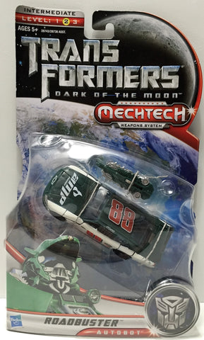 (TAS037183) - 2010 Hasbro MechTech Transformers - RoadBuster #88