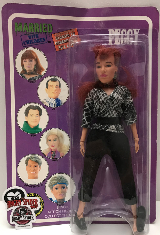 TAS000936 - 2005 CPT Married With Children Action Figure - Peggy
