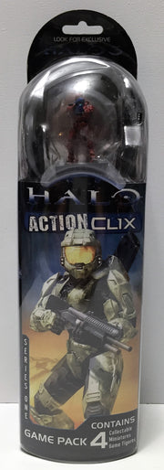 (TAS037223) - 2007 Microsoft WizKids Halo Action Clix Game Pack