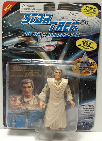 (TAS037228) - 1994 Playmates Star Trek The Next Generation Ambassador Sarek