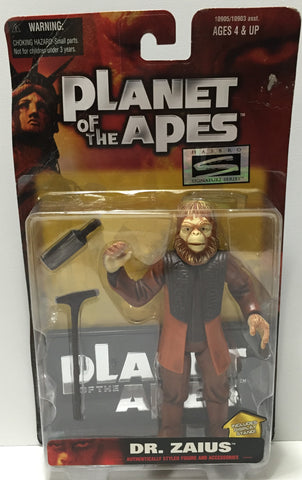 (TAS037237) - 1999 Hasbro Planet Of The Apes - Dr. Zaius Action Figure