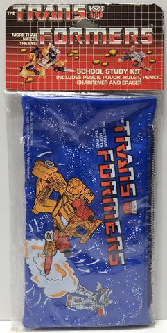 (TAS037239) - 1985 Hasbro Transformers School Study Kit
