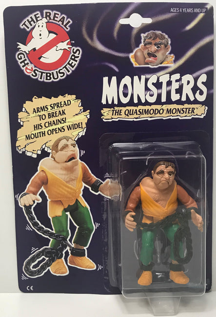 TAS041353 - 1986 Kenner The Real Ghostbusters Monsters The Quasimodo Moster