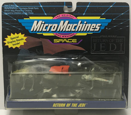 TAS041358 - 1994 Galoob Star Wars Micro Machines Space Return Of The Jedi #3