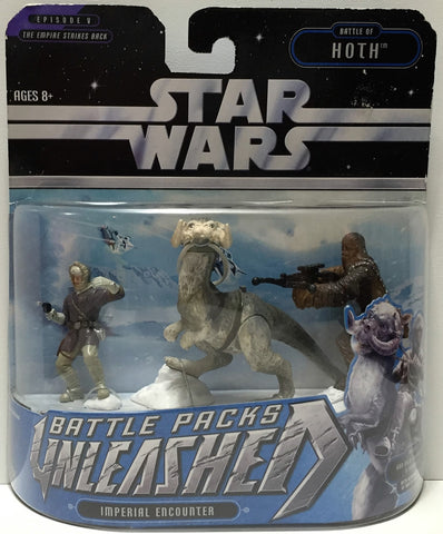 (TAS033944) - 2006 Lucasfilm Star Wars Battle of Hoth Oacks - Imperial Encounter, , Action Figure, Star Wars, The Angry Spider Vintage Toys & Collectibles Store  - 1