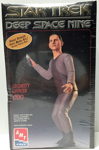 (TAS033951) - 1995 ERTL Star Trek Deep Space Nine Vinyl - Security Officer Odo, , Action Figure, Star Trek, The Angry Spider Vintage Toys & Collectibles Store  - 1
