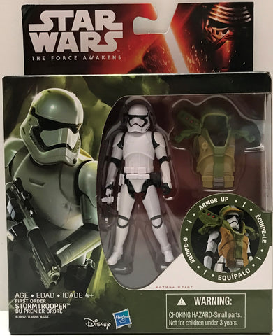 TAS023016 - 2015 Hasbro Star Wars First Order StormTrooper