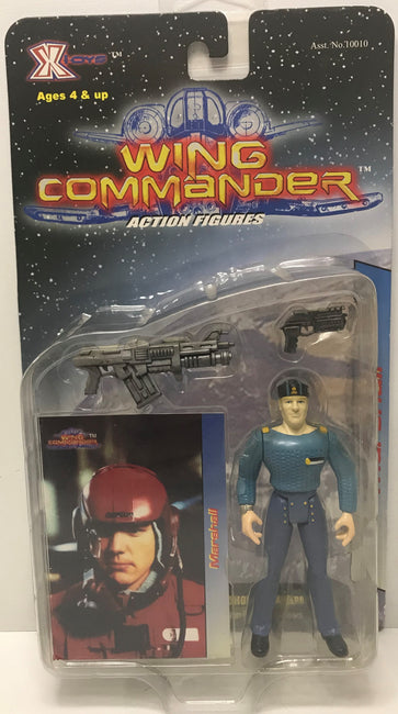 TAS039925 - 1999 X-Toys Wing Commander Action Figures - Marshall