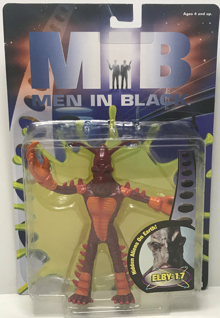 TAS039909 - 1997 Galoob MIB Men In Black Action Figure - ELBY-17