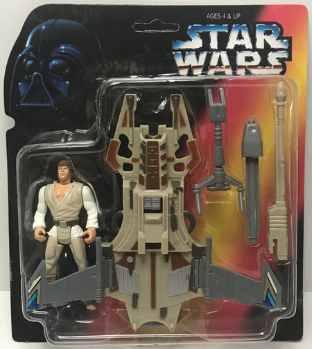 TAS039910 - 1999 Kenner Star Wars Luke Skywalker Desert Sport Skiff
