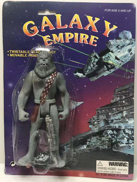 TAS039918 - 1997 Galaxy Empire (Star Wars) Action Figure - Chewbacca