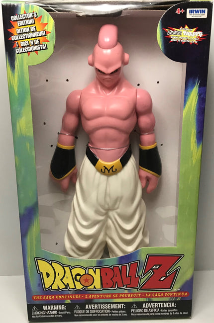 TAS040887 - 1999 Irwin Toy Dragonball Z The Saga Continues - Majin